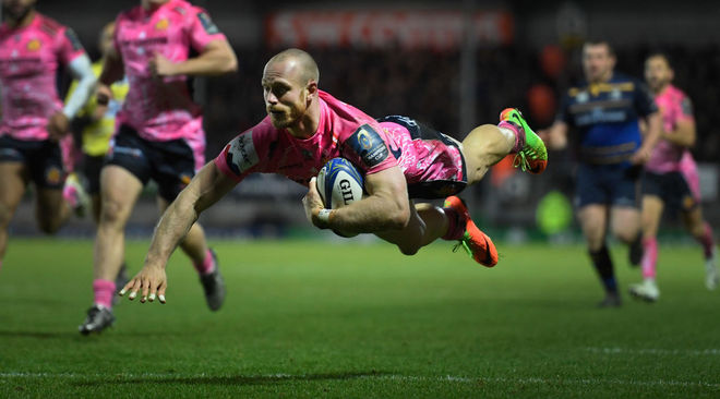Highlights: Exeter Chiefs v Leinster Rugby