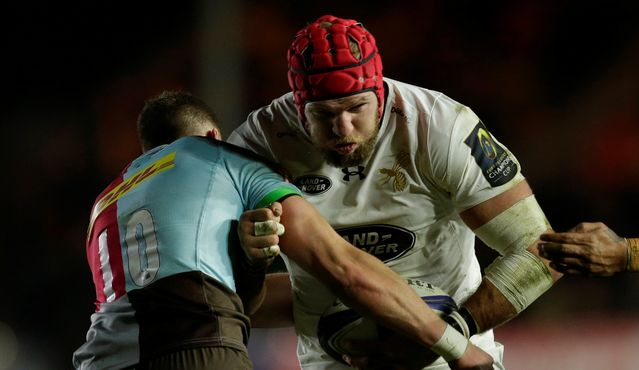 James Haskell suspended for four weeks
