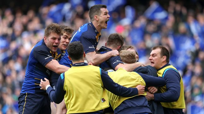 Semi-finalist: Leinster Rugby