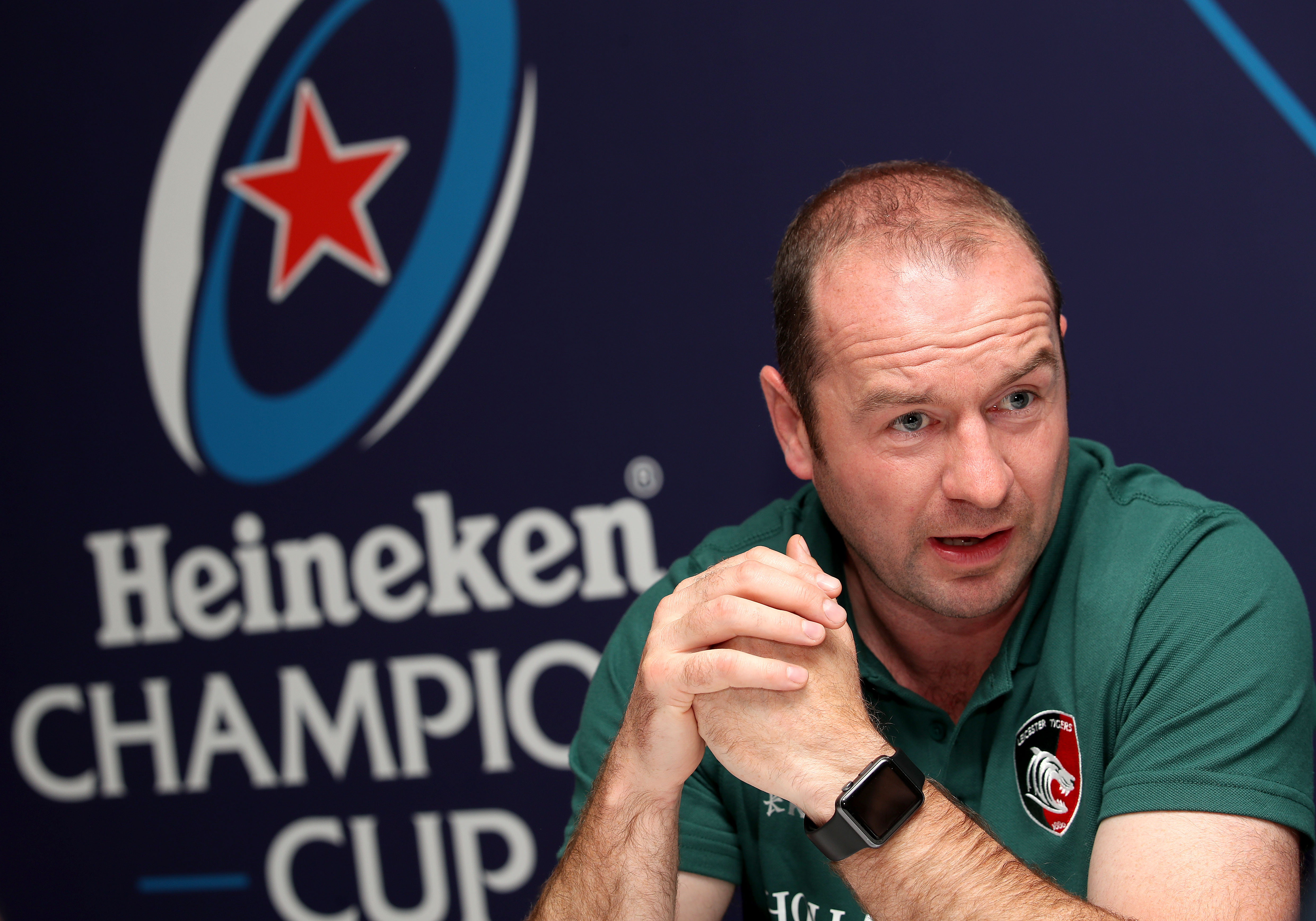 Murphy hoping for improved Heineken Champions Cup campaign
